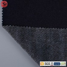 Cotton Polyester CVC French Terry Brushed Fleece Fabric