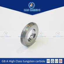 high quality butterfly ball valve seat ring , tungsten carbide valve seat, fully welded puller carbide valve ball valve