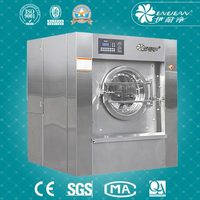 Top Quality high quality front loading automatic 10kg washing machine for hotel with great price
