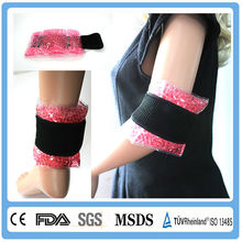 Medical physical therapy gel waist/back/elbow/knee/ankle hot cold pack belt