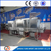 automatic conveyor plastic trays /pallets cleaning machine