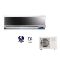 Hydroponics Cooling/Heating R410a 230v 60Hz Gas Split Type Inverter Air Conditioner