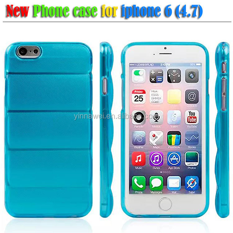 Super Protection Body Armor TPU Case for iPhone 6, simple innovative products