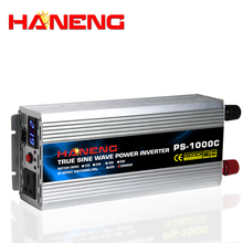 OEM service pure sine wave inverter 1000 w power inverter charger 12v 230v With the Best Quality