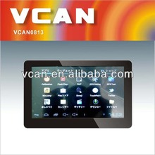 "The latest 7"" Android touch screen gps vehicle tracker with WIFI & FM world gps map software for windows ce for sale"
