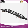 Two Wheels fixed Universal Roof Mounted Bike Carrier for SUV hatchback