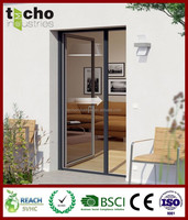Aluminum Retractable screen door European style