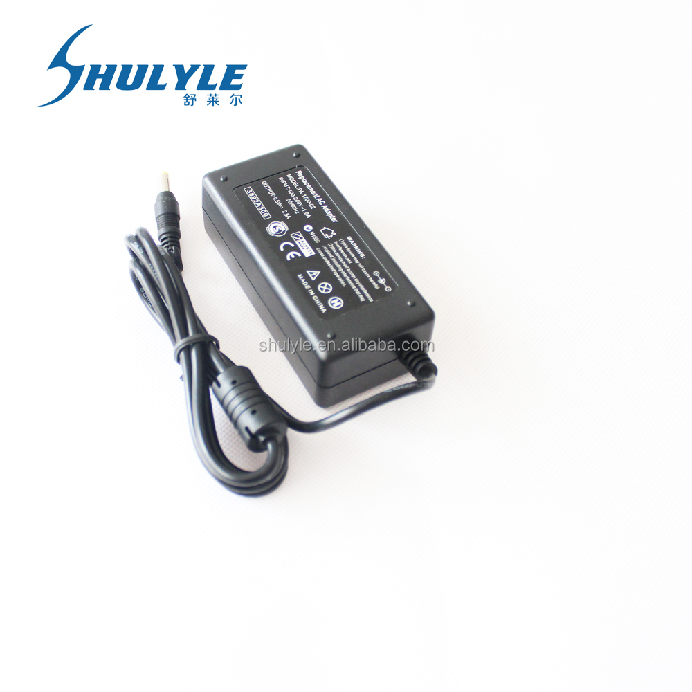 Notebook Computer Adapter Charger For Asus 9.5V 2.5A 24W Laptop Power Adapter