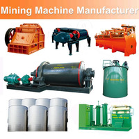 China mining machine factory price iron ore processing equipment