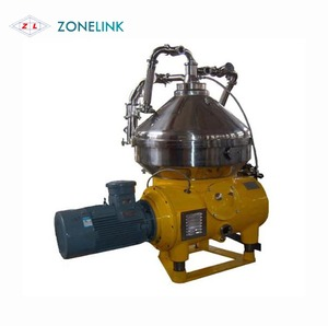 Plant Extract centrifuge for soaking liquid of plant Clarify the purification separator