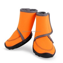 Pet Winter Shoes Wearable Anti-Slip Waterproof Dog Boots
