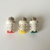 High Brightness 15mm BA15S 220VAC 230V 110V 120V or DC 24V 12V LED Bulb Lights