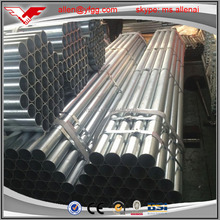 ASTM A53 Water transport Hot dip galvanized welded carbon steel pipe