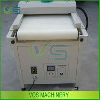 VOS MACHINERY produces small plastic sheet corona treater
