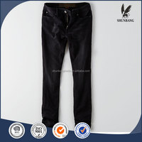 New style denim jeans pent men 98% Cotton 2% Elastane