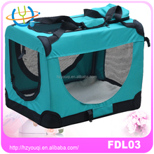 Pet Folding pet dog crate iron dog kennel