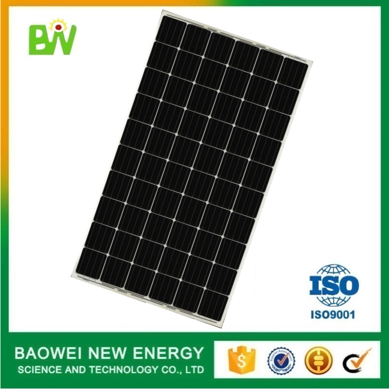 China factory direct sale monocrystalline solar panel 210w