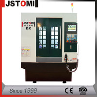 Heavy New Double Column Mini Vertical CNC Machining Center
