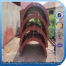 Tianjin GuangYe column shuttering material/steel formwork/used concrete forms sale