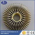 Aluminium led light heat sink profile