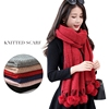 2017 Autumn Winter Polyester Scarves Scarf