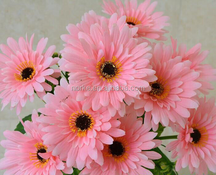 NKAF446 Fashion artificial flowers bouquet wholesales