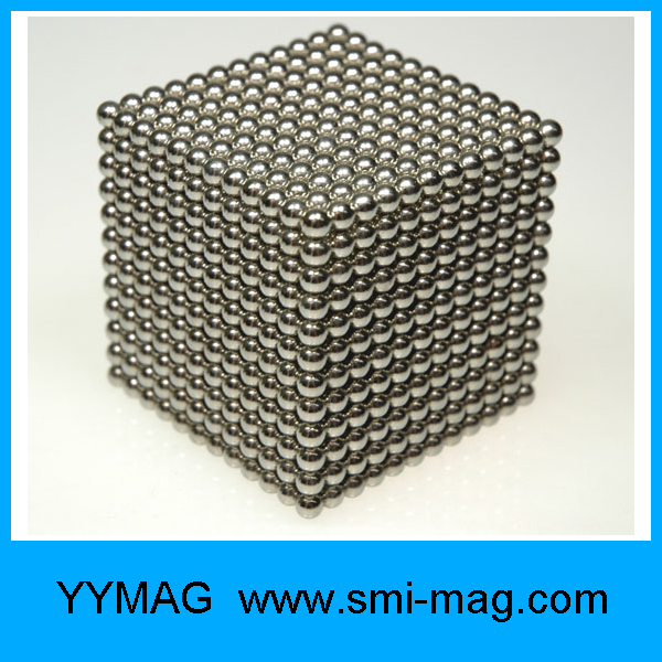 Hot selling top quality 3mm magnetic balls from China