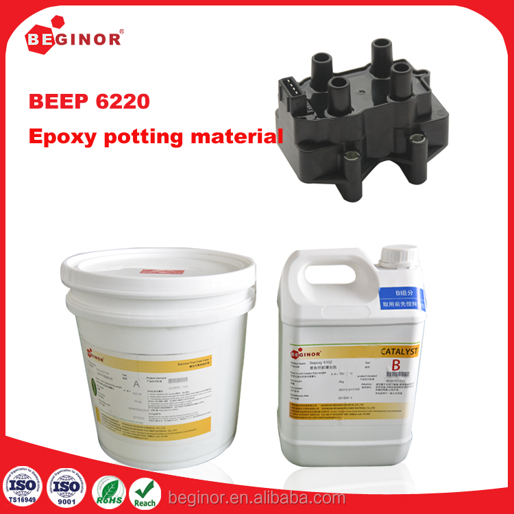 Epoxy sealing compound