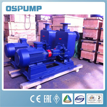 ZW Self-suction non-clogging sewage penis enlargement impeller pump