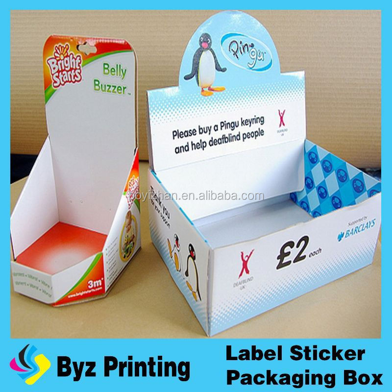 LARGE TAKE AWAY SNACK PAPER BOX WHITE PIZZA PACKAGING BOXES