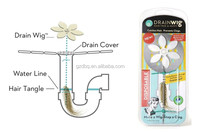 Shower Drain Wig For Bathtub Drain Hair Catcher