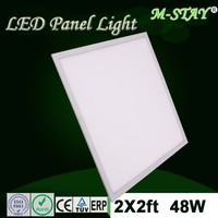 2x4 600*600 led panel light housing with CE Rohs tungsram lamp