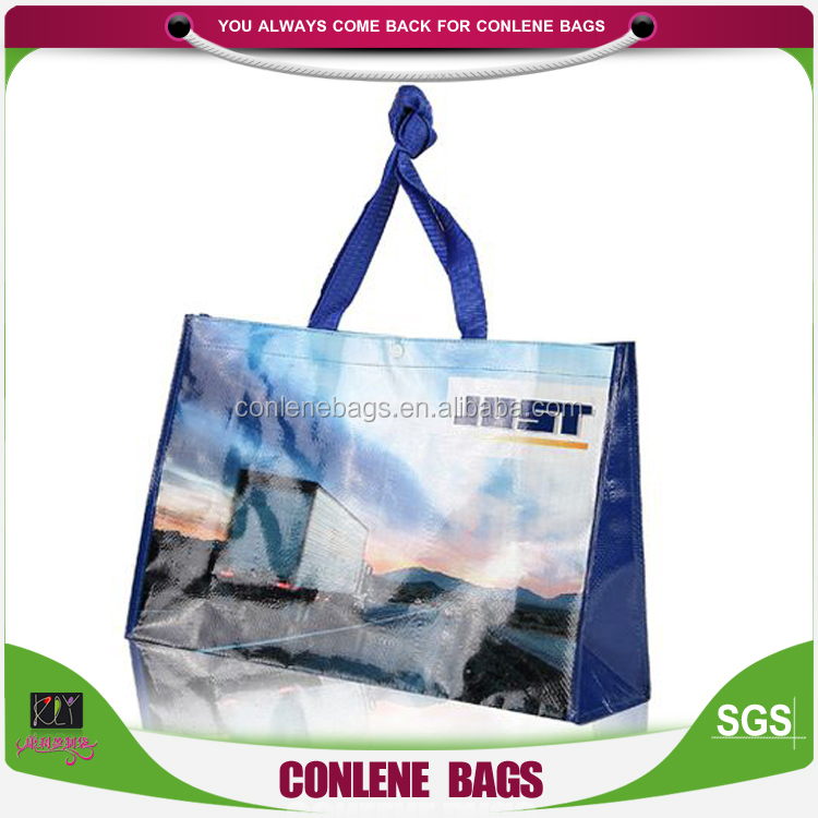 Factory Direct Wholesale Reusable Shopping Bags