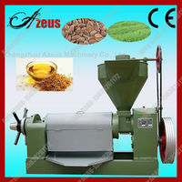 6YL series linseed cooking oil making machine