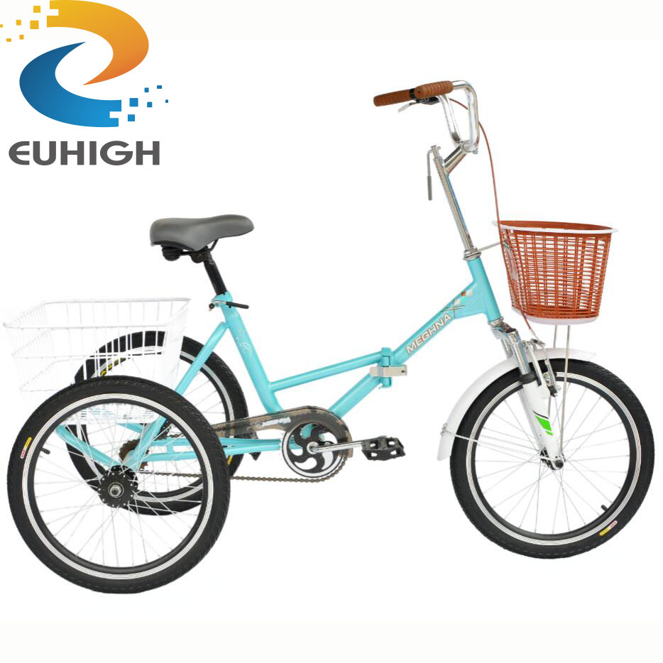 Wholesale shopping adult tricycle with cabin