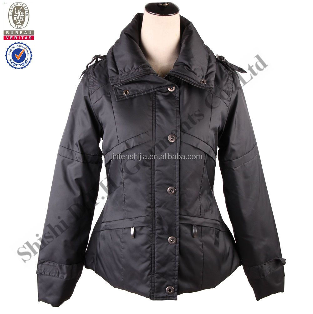 Hotest and newest stylish puffer padded jacket women