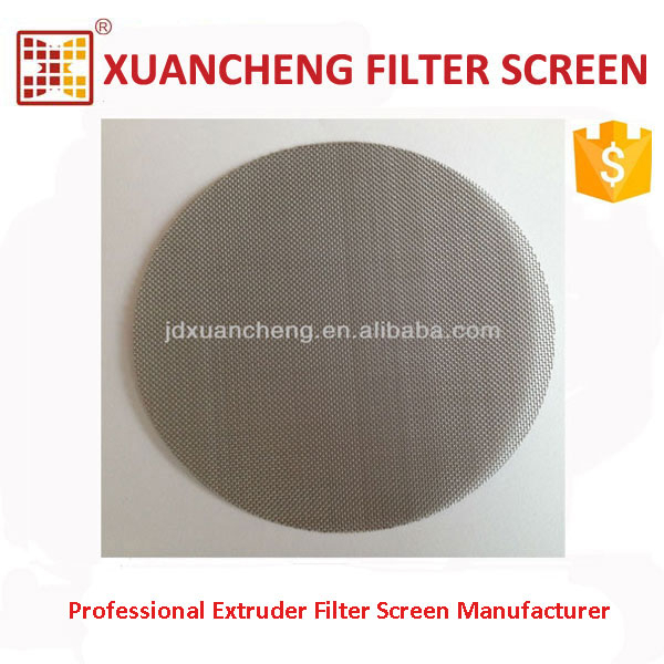 Plastic Extrusion Use 100x100 Stainless Steel Wire Mesh Rope Net