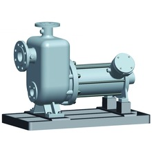 Horizontal split case high flow rate centrifugal pump