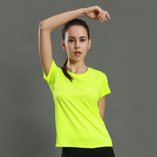 Factory price sport boxy fit t-shirt size S M L Xl XXL oversized women gym clothing