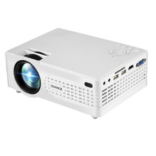 2018 new mini led projector Home theather projector smart 1080P HD projector