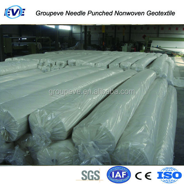 Nonwoven Geotextiles for Roadway Separation