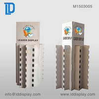 eyewear products promotional custom cardboard display standing