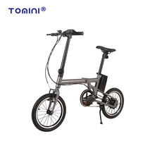 Wholesale 36V chinese brands electro bike cheap bicycle folding electric moped for Adults