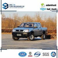 new china diesel Dongfeng Pickup Truck