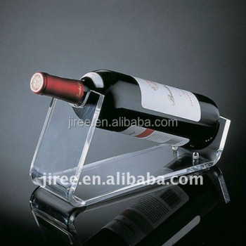 Pop up your wall for various convenience wine bottle self