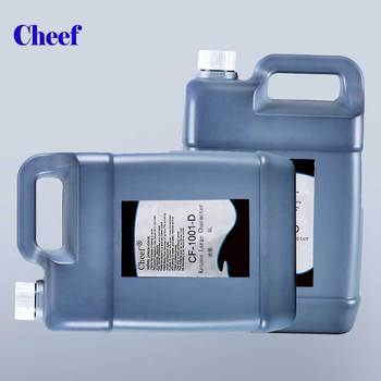 High capacity 5L dod ink CF-1001-D-5L for steel and carton and cement plate printing