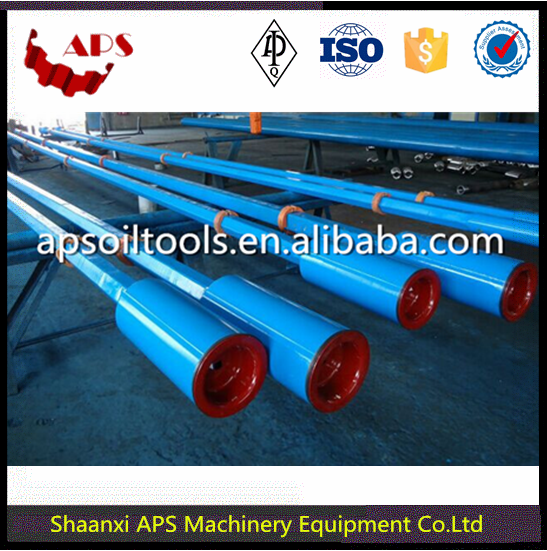 Oil Well Drilling API spec. Standard Rotary Square Kelly/Hexagonal Kelly/Alloy Steel Rotary Kelly Drill Pipe in Oilfield