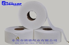 250m Jumbo roll tissue toilet roll cleaning papers roll of high quality