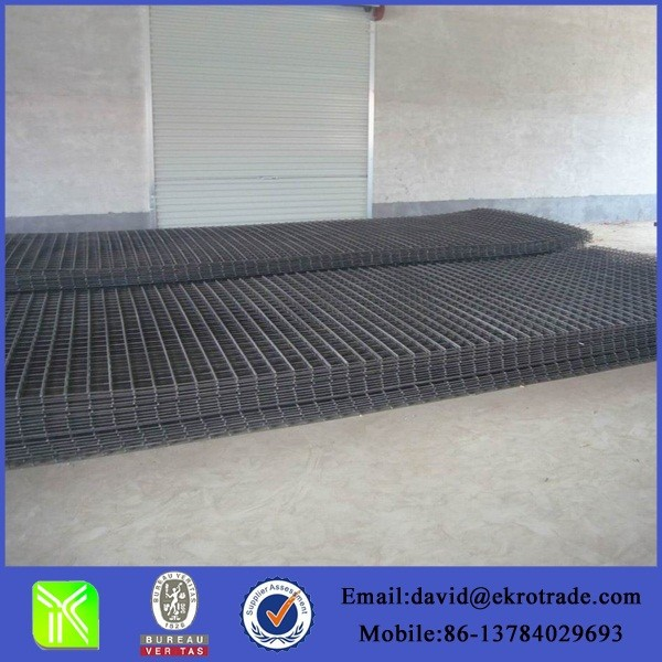 Deformed rebar reinforcing welded wire mesh AS/NZS 4671:2001 Australia/New Zealand Standard (SIZE: 6000X2400mm)