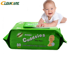 China Disposable ISO Confirmed Bamboo Cloth Factory Wholesale Baby Care Wipes With Water